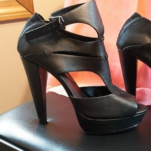 7 4 all mankind Strappy heels 7.5 med